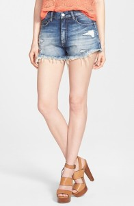 Denim Cut Off Shorts